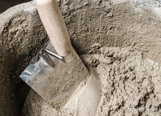 Раствор для бетонной стяжки