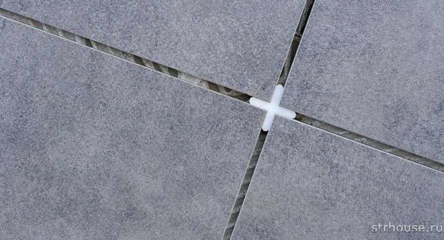 Крестик для плиточного шва