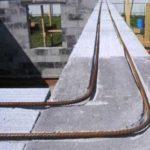 Основные правила армирования стен из газобетона