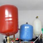 Расчет и подбор расширительного бака для системы отопления