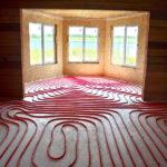 Как самостоятельно сделать водяной теплый пол в доме