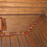 Как смонтировать водяной теплый пол в деревянном доме